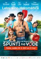 Letní kino Rokle Špunti na vodě 1